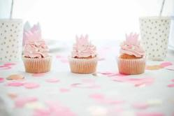 cup cakes couronnes