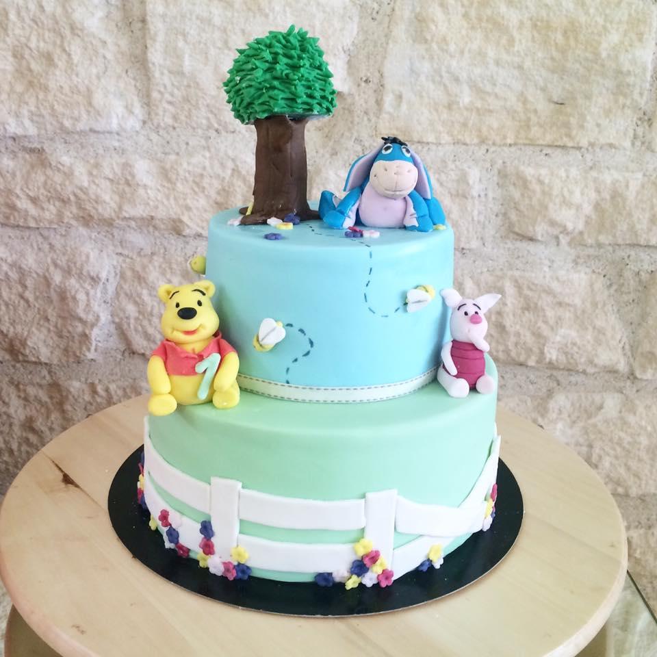 Juliette Cake Design Winnie Juliette Cake Design