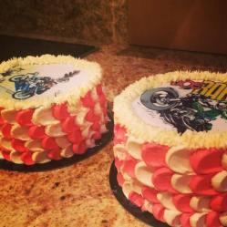 Juliette cake design motos