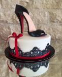 Juliette cake design escarpin