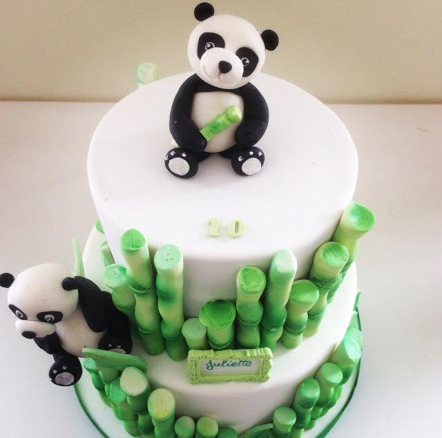 Juliette Cake Design Panda Juliette Cake Design