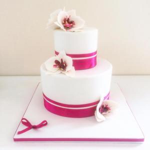 Wedding Cake Juliette Cake Design
