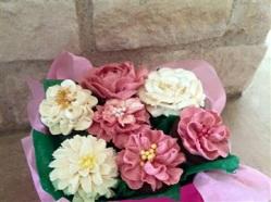 """Juliette Cake Design """"bouquet de fleurs"""""""