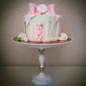 Juliette cake design boite girly