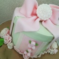 Juliette cake design boite girly