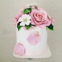 Juliette cake design bouquet de roses