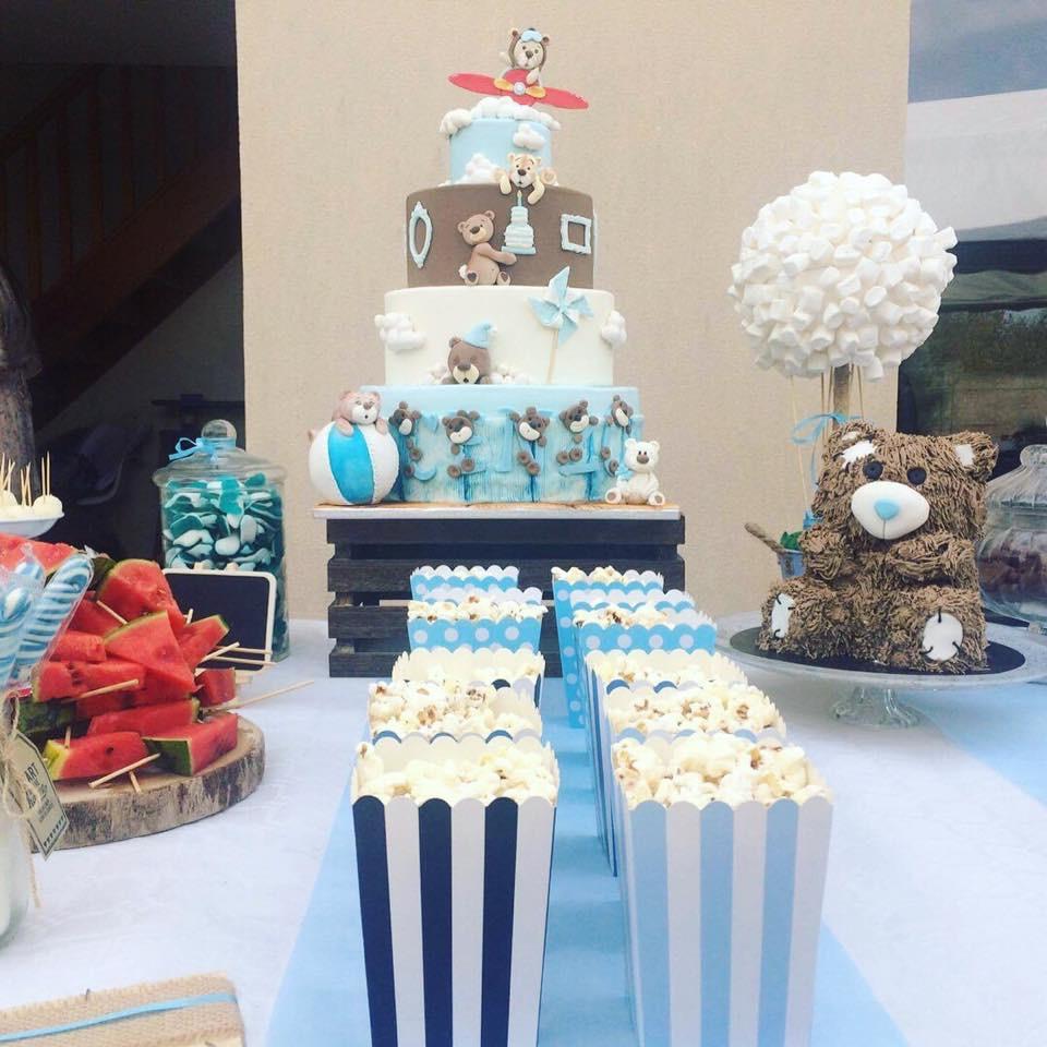 Juliette Cake Design Candy Bar Oursons Juliette Cake Design