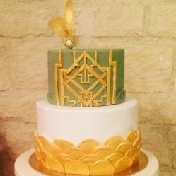 """Juliette cake design """"Gatsby"""""""