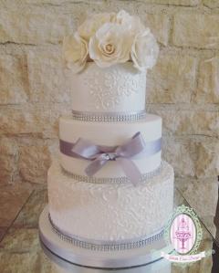 "modèles ""wedding cake"""