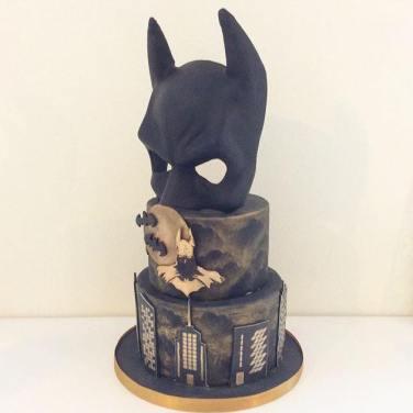 Juliette cake design batman