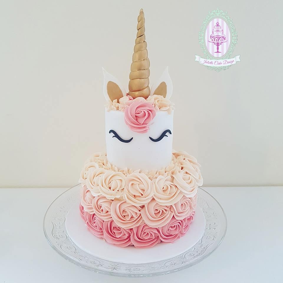 Juliette Cake Design Licorne Juliette Cake Design