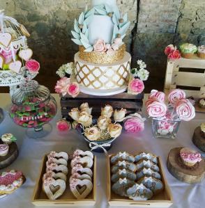 Candy Bar Juliette Cake Design