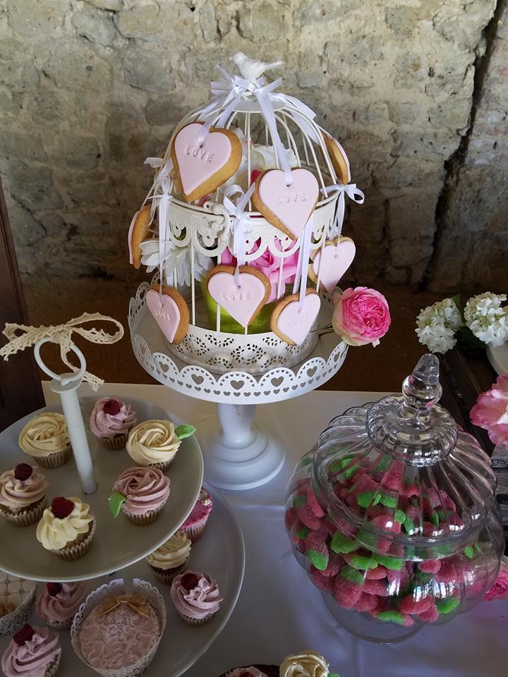 Juliette Cake Design Candy Bar Cage Biscuits Juliette Cake Design