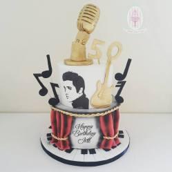 Juliette cake design misuque elvis