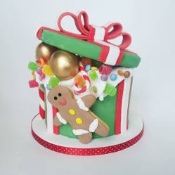 juliette cake design noel 2018