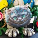 details alice au pays des merveilles juliette cake design