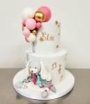 reproduction doudou juliette cake design