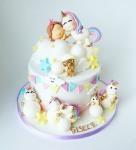licorne juliette cake design
