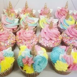 cup cake licorne juliette cake design