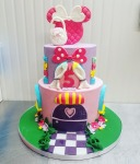 cake design minnie juliette cake design