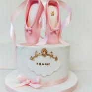 Danse cake juliette cake design