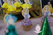 sweet table princesse juliette cake design