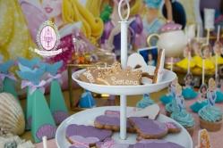 sweet table princesses juliette cake design